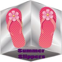 Summer Slipper Puzzle