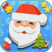 Santa Claus computer desktop