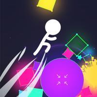 Stickman Jump: Stack Platforms