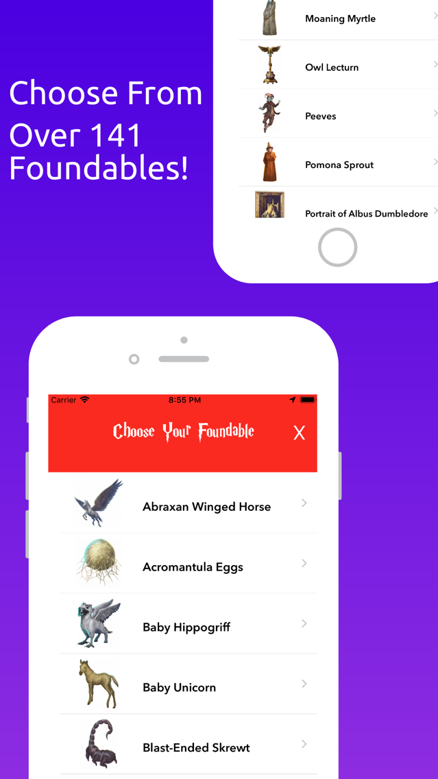 Potterpedia for Wizards Unite App for iPhone - Free Download