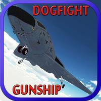 Ultimate Dogfight of Gunship Aircraft Battle