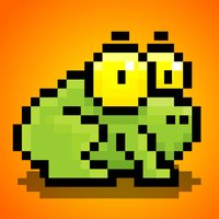Pixels Jumpy Frog - Tap to Jump and Fly