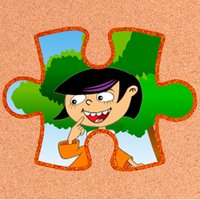 Jigsaw Puzzle Cartoon Picture