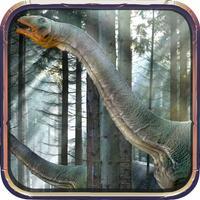Dinosaur World Puzzle - baby games