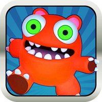 Creepy Mega Monster Escape Run and Jump 2d Free Game