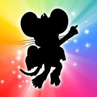 Jetpack Disco Mouse