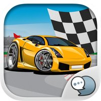 Super Car Emoji Stickers Keyboard Themes ChatStick