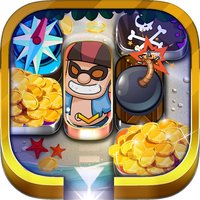 Move Block & Sliding Out The Pirates Puzzle Game
