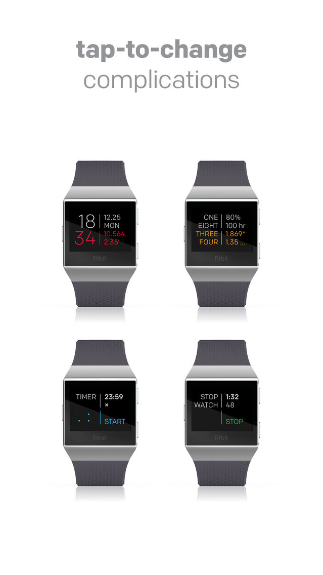 TTMM for Fitbit Ionic App for iPhone - Free Download TTMM