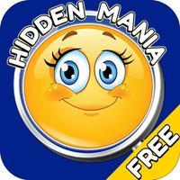 Hidden Objects:Hidden Mania 7