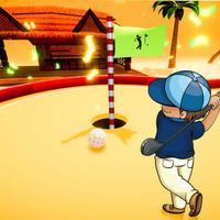 Flick Golf: Mini Golf Clash 3D