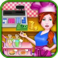 Food Fever Cash Register - Shopping Mall Girl free