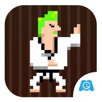 Karate Crush - The Rise Of The Timberman Forrest Run Tap Game