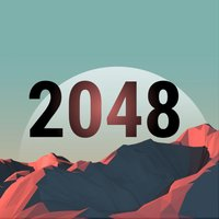 World 2048 - simple puzzle game