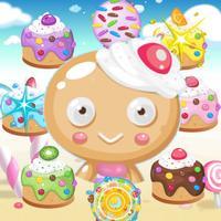Cake Link Splash - Match Puzzle Mania