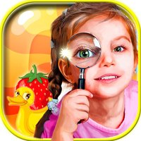 Finding Alphabet And Numbers : Amazing Hidden Objects Puzzle Game for Kids