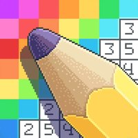 Pixel Color By Number