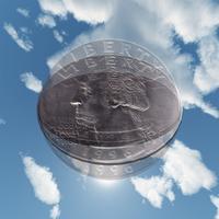 Real Coin Toss 3D