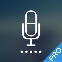 Voice memo hd Pro - smart audio sound recorder