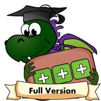 Addition Test - a addition quiz to test simple math facts for elementary school