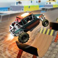 Super Car Stunts Racing