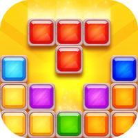 Colour Brick puzzle pop