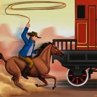 Cowboy Lasso Hook Swing