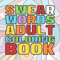 Swear words coloring book 2