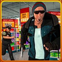 Supermarket Robbery Crime Game