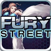 Fury Street-boxing