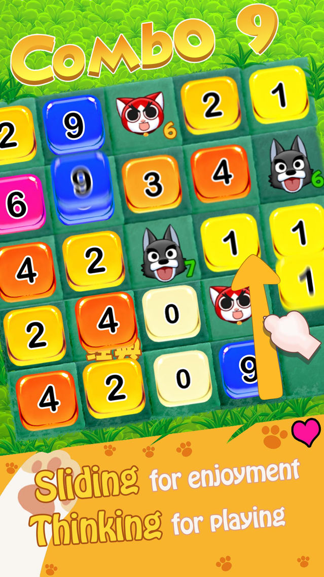 2048 Cats Dogs Kitty Puppy Fight App For Iphone Free