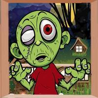 Zombie Tiles Smasher : Don't tap monster tiles