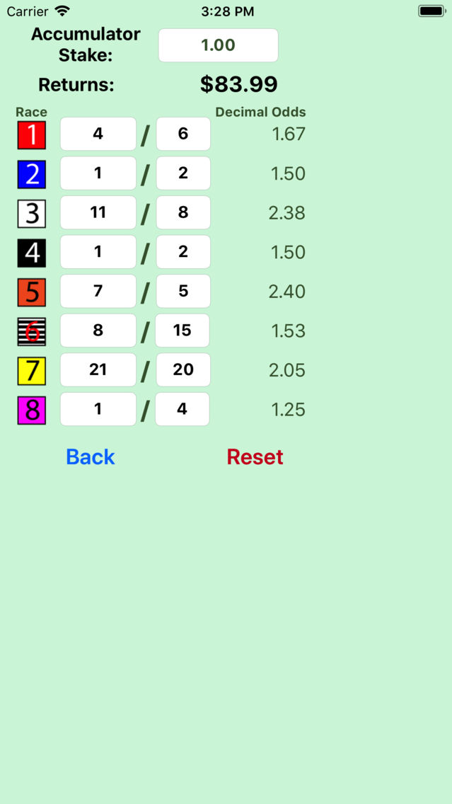 greyhound betting calculator