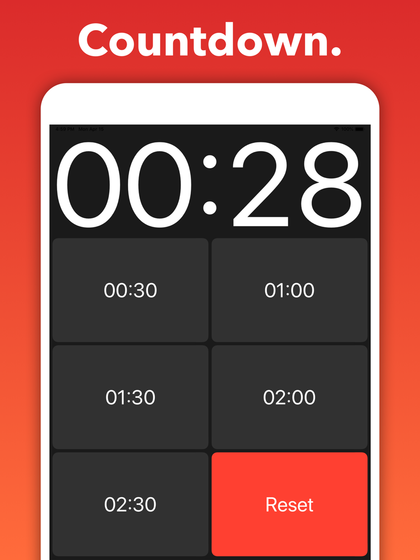 seconds interval timer hiit for iphone download seconds interval