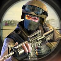 Critical Shot Sniper: Combat Shooting Game