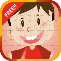 Funny Kids Jigsaw Puzzle For Preschool Toddlers