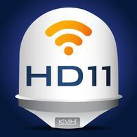 KVH TracVision HD-11 for iPad