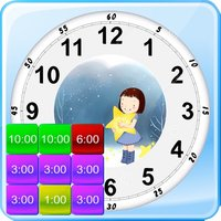 ClockEliminate - A good tool that children and pupil happily learn clock and time