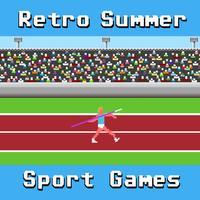Retro Sports Games Summer Edition