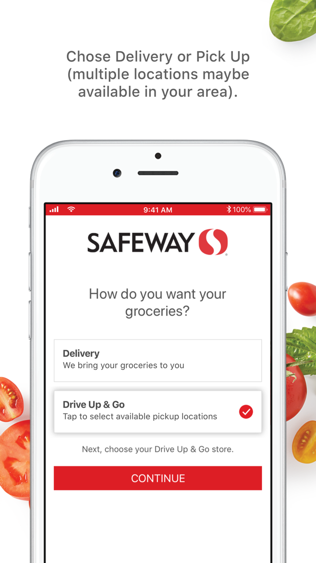 download safeway application