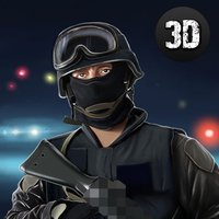 Special Forces SWAT Team Escape Mission