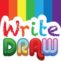 Write Draw - Learn Writing, Drawing & Words
