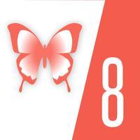 Butterflies vs Numbers