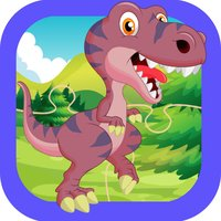 Dino Jigsaw Puzzles for 2 3 4 5  Years Educational