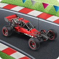 RC Race Car Simulator