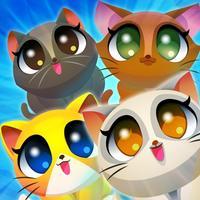 Cute Cats Match-4