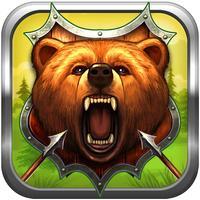 3D Big Bear Bow Island Hunt-ing Simulator - Real Snipe-r Club 2015