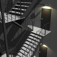 """Escape Game """"Stairs"""""""