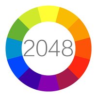 Colored 2048 - bring a lot of colors to your game!
