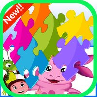 Jigsaw Puzzle for kids -luntik version